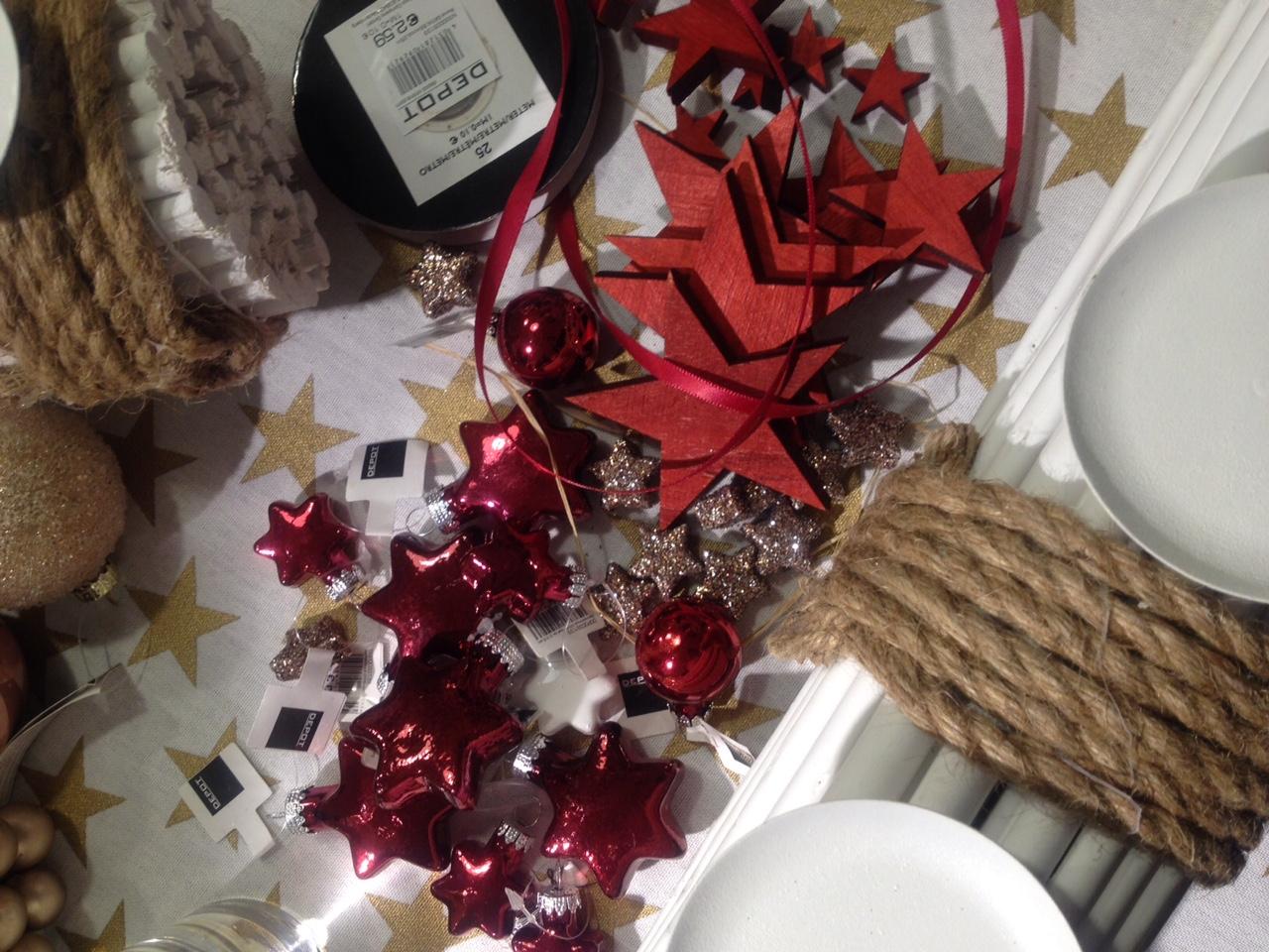 Weihnachtlich dekorieren mit depot   happyface313