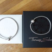 How to open a Pandora or Thomas Sabo Karma Bead Clasp