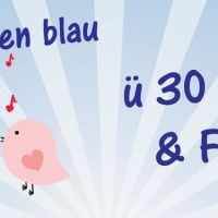 Wir machen blau - ü 30 Blogger & Friends