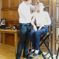 Breakfast with Guerlain's international Make-Up Artist Raynald Lehongre