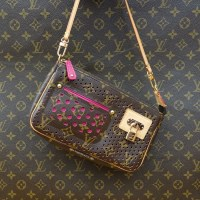 There's A Hole In The... Louis Vuitton Perfo