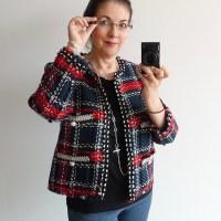 Wie Style ich... Karo? - Neue Blogparade