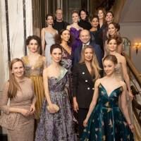 Couture Salon - Rendezvous von Künstlern und Designern im Hotel Bristol