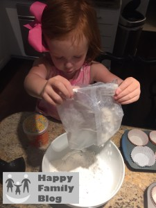 Cupcakes Adventures in Baking with a Toddler by Happy Family Blog