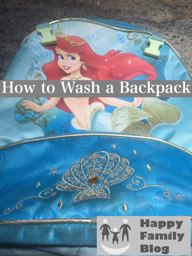 Cleaning: How to Clean a Backpack