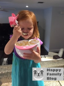 Cooking with a Toddler: Healthy Peanut Butter Cookies
