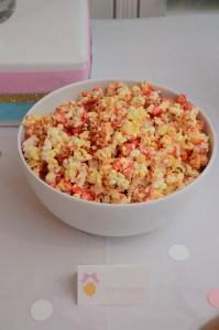 Let's Celebrate: Princess Party by Happy Family Blog - Princess Popcorn
