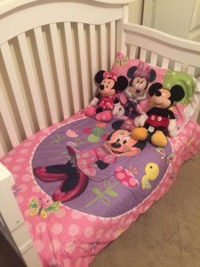 Transitioning to a Big Girl Bed by Happy Family Blog