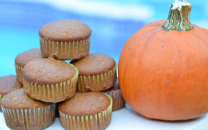 Pumpkin Muffins - Happy Family Blog