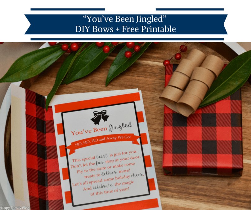 """You've Been Jingled"" by Happy Family Blog"