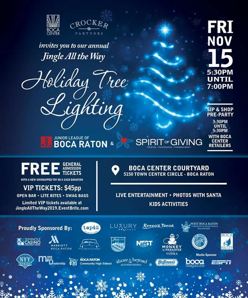 south florida christmas events, christmas in south florida, best places to see christmas lights in south florida, things to do in south florida during christmas, things to do in south florida for christmas, holiday things to do in south florida