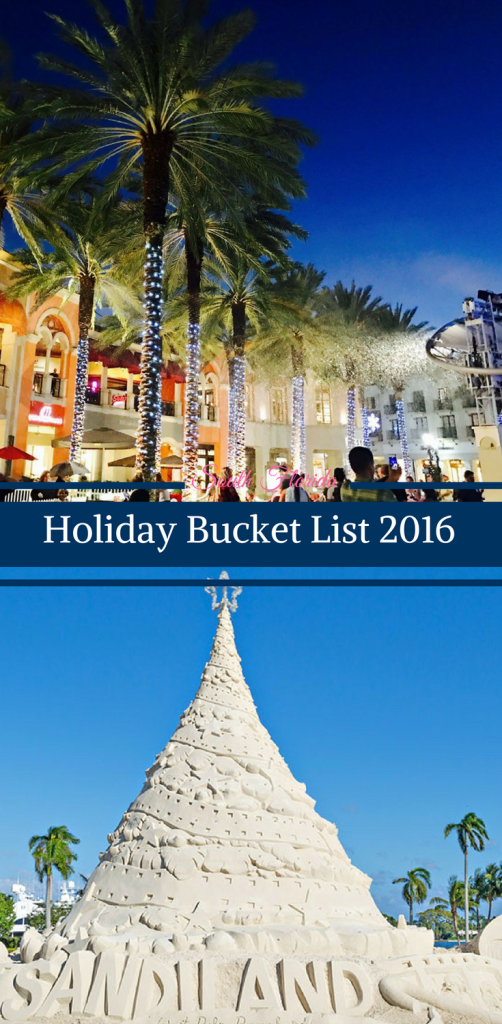 South Florida Holiday Bucket List