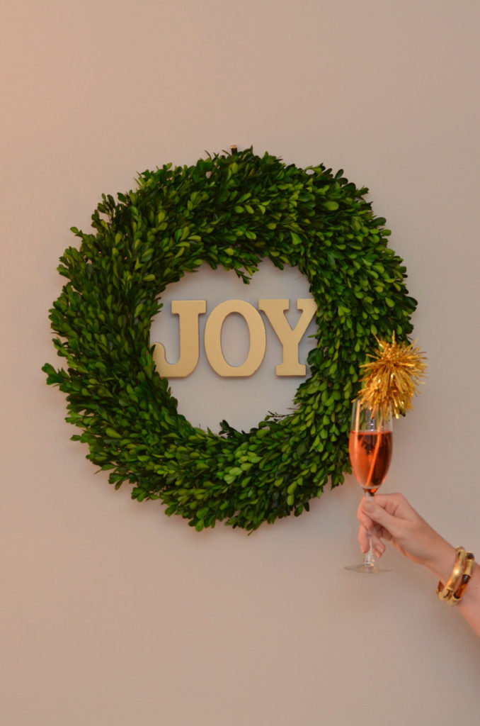 Joyful Holiday Crafting Party by Happy Family Blog