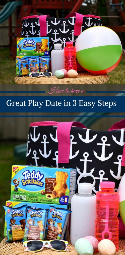 Great Play Date in 3 Easy Steps by Happy Family Blog
