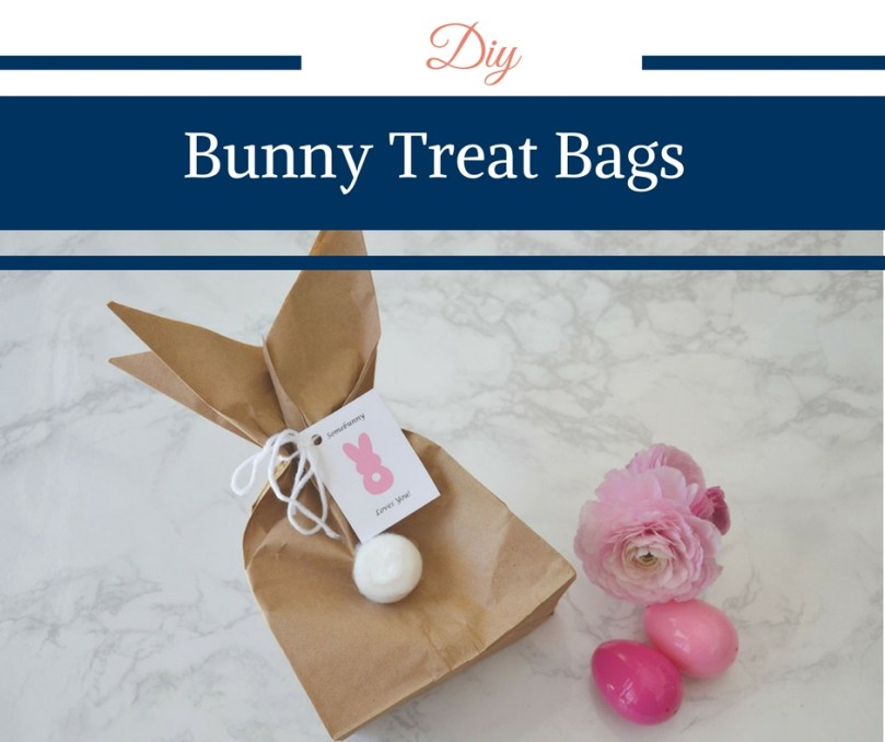 DIY Bunny Treat Bags by Happy Family Blog