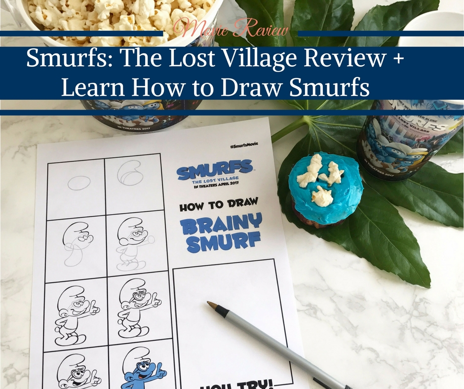 Smurf drawing, how to draw smurfette easy, how to draw smurfette, how to draw papa surf, smurfs the lost village characters