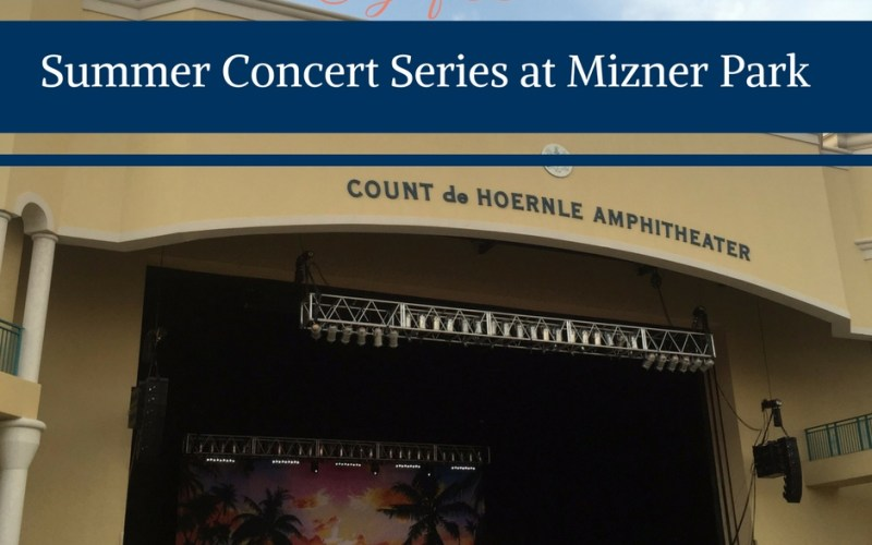 City of Boca Summer Concert Series by Happy Family Blog