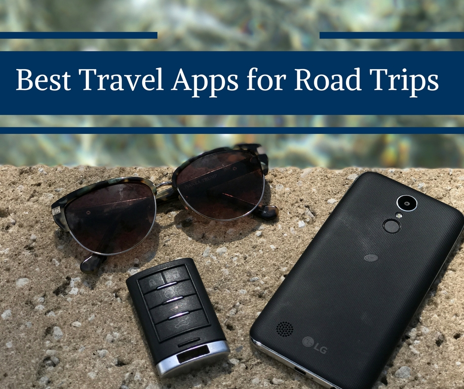 Best Travel Apps for Road Trips