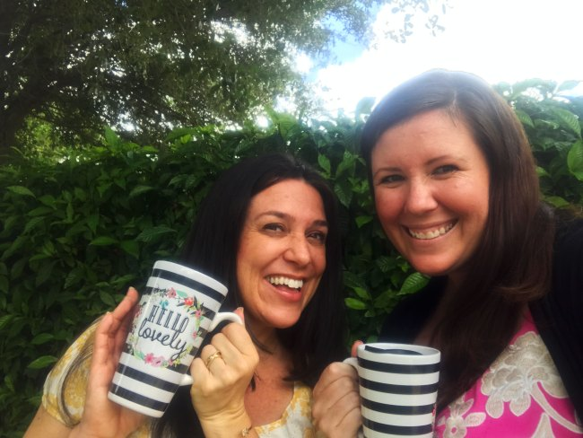 A Cup of Coffee with Renata Sans de Negri by Happy Family Blog