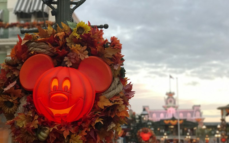 Mickey's Not-So-Scary Halloween