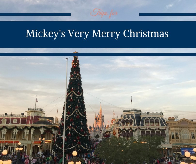 Disney S Very Merry Christmas Party Tickets: Tips For Mickey's Very Merry Christmas Party
