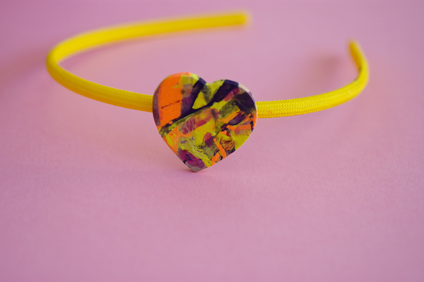 Sunny Day Marbleized Hair Accessories Happy Family Blog