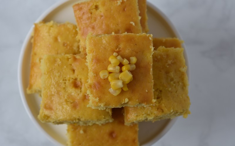 Disneylands's Sweet Cornbread recipe