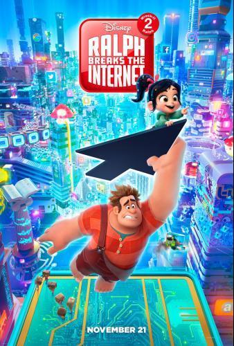 Official Trailer for Wreck-It Ralph 2