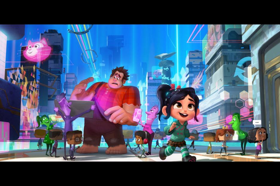 Wreck-It Ralph 2 Official Trailer
