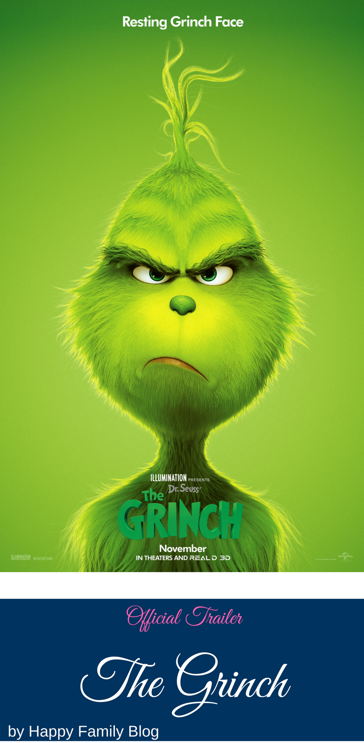 The Grinch Movie Official Traile