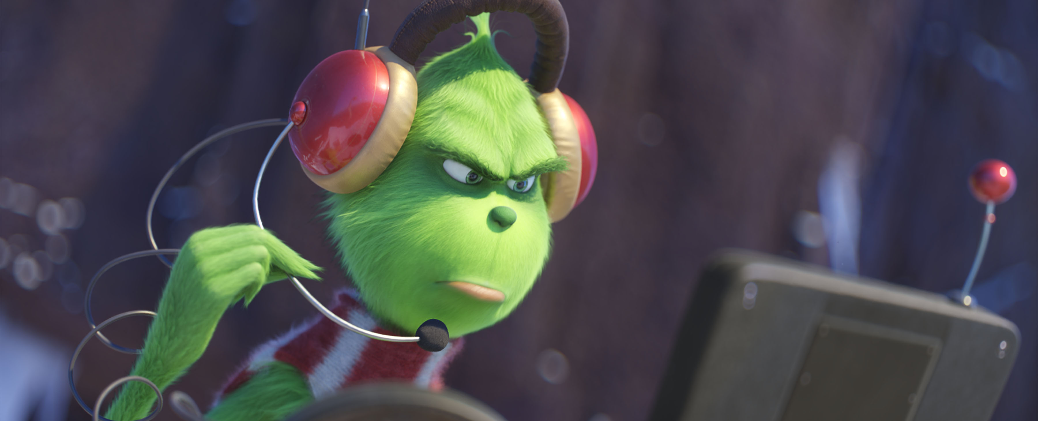 The Grinch Movie Official Trailer