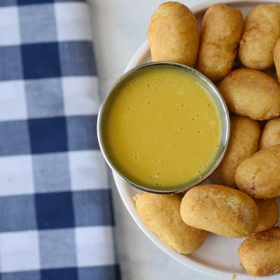 Honey Mustard Recipe Perfect for Dipping Sauce