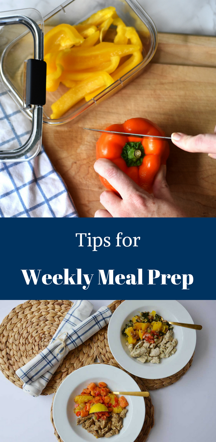 Weekly Meal Planning