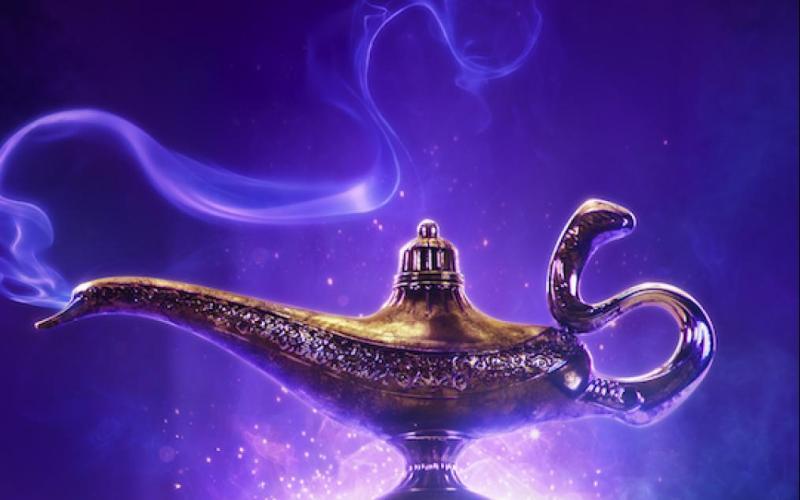 Aladdin Movie Trailer