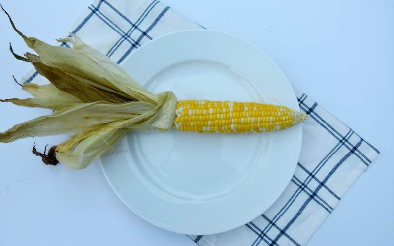 How to Cook Corn on the Cob in the Oven