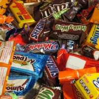 Halloween Candy Ideas for Leftover Candy