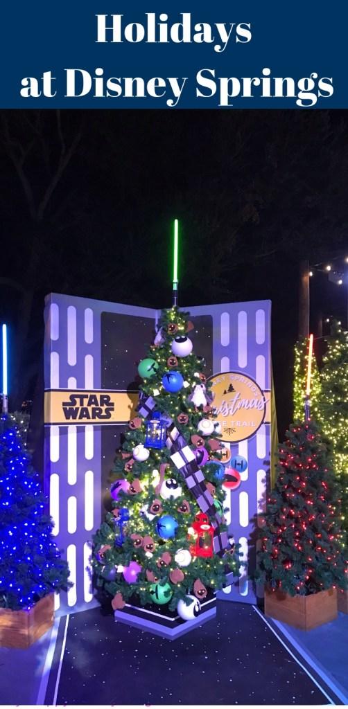 Holidays at Disney Springs #DisneySpringsHolidays
