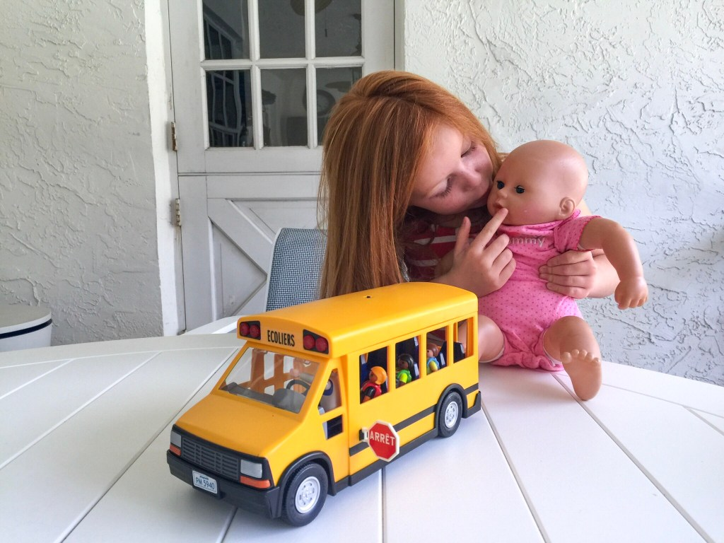 PLAYMOBIL Bus