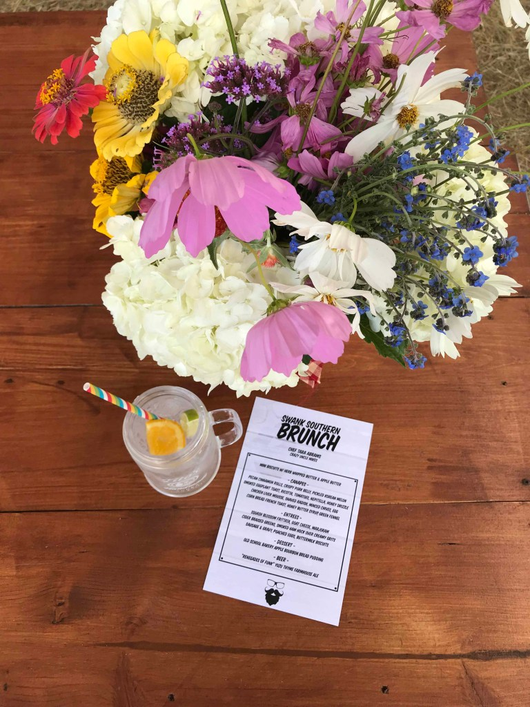 Swank Farms - Swank Dinner and Brunch Schedule, swank specialty produce