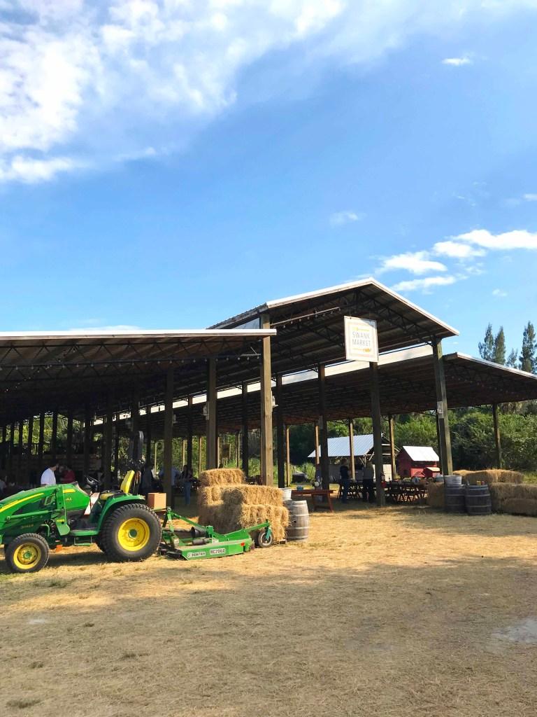SWANK FARMS 2018-2019 SWANK TABLE SCHEDULE, Swank Specialty Produce