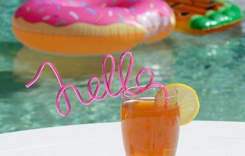 Arnold Palmer Recipe. In partnership with Tetley Tea. Half Lemonade and Half Iced Tea, perfect refreshing drink.