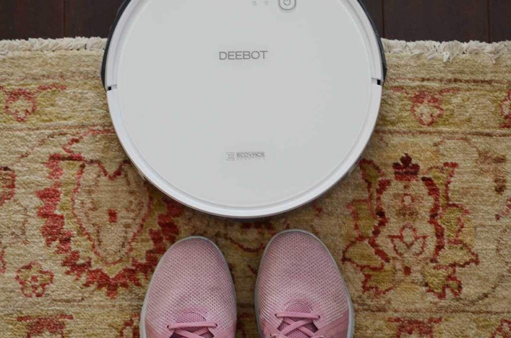 spring cleaning tips, spring cleaning ideas, best robot vacuum, ECOVACS, DEEBOT 600