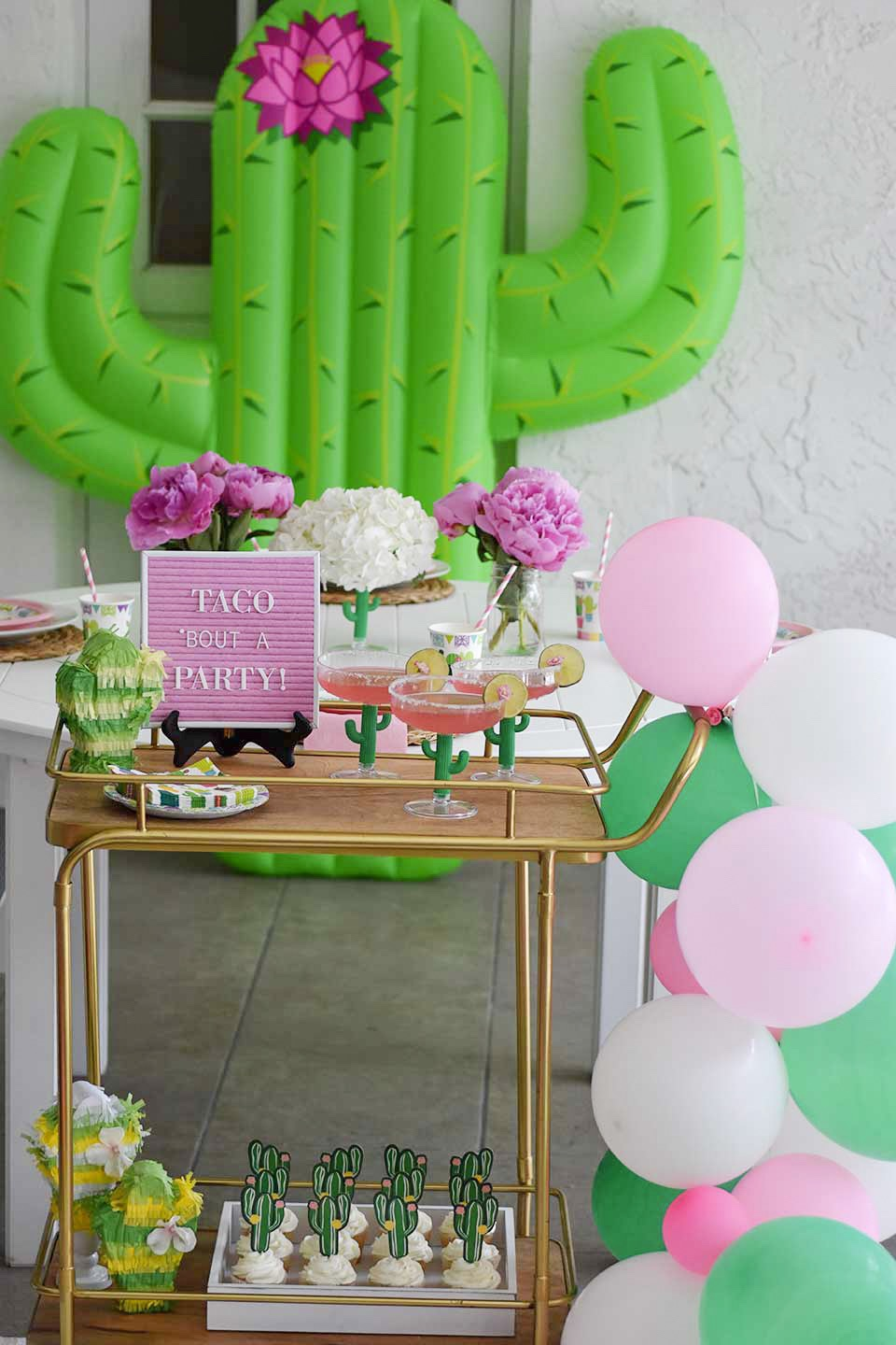 Taco Bout a Party: A Fiesta Themed Party• Happy Family Blog