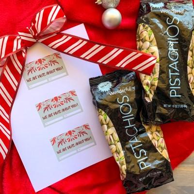 pistachio gifts, pistachio gift bags, pistachio gift ideas, pistachio gift box