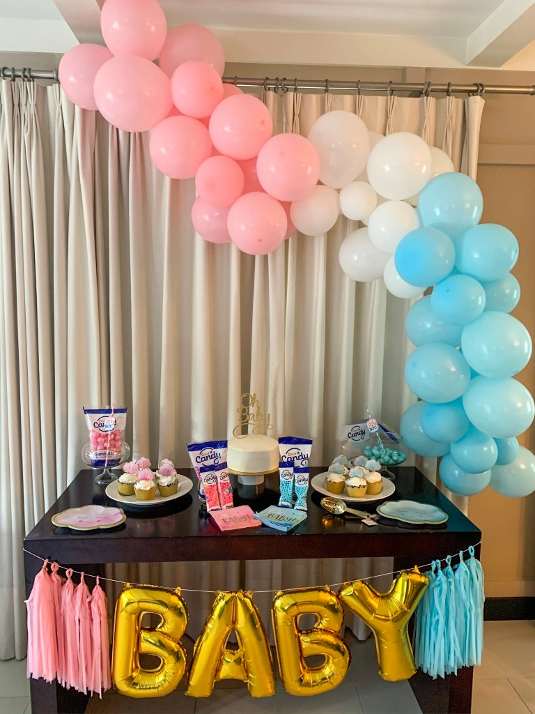 gender reveal party, gender reveal party ideas, gender reveal party games, what is a baby gender reveal party