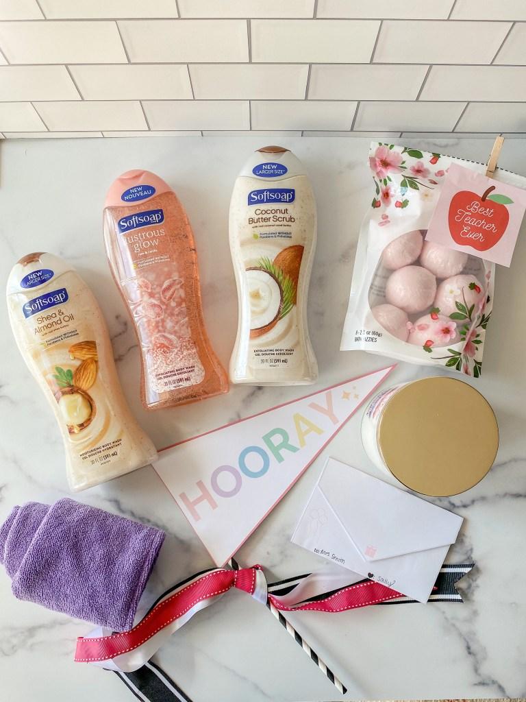 Teacher Appreciation Gift Basket, Teacher gift ideas