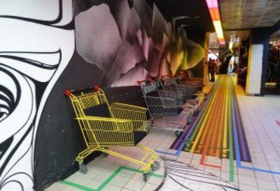 Caddies Black Supermarket