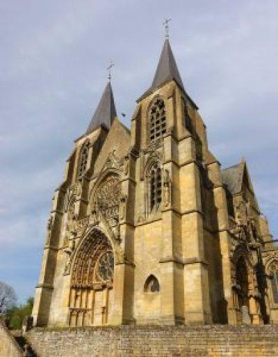 idee de weekend : Basilique Notre Dame d'Avioth
