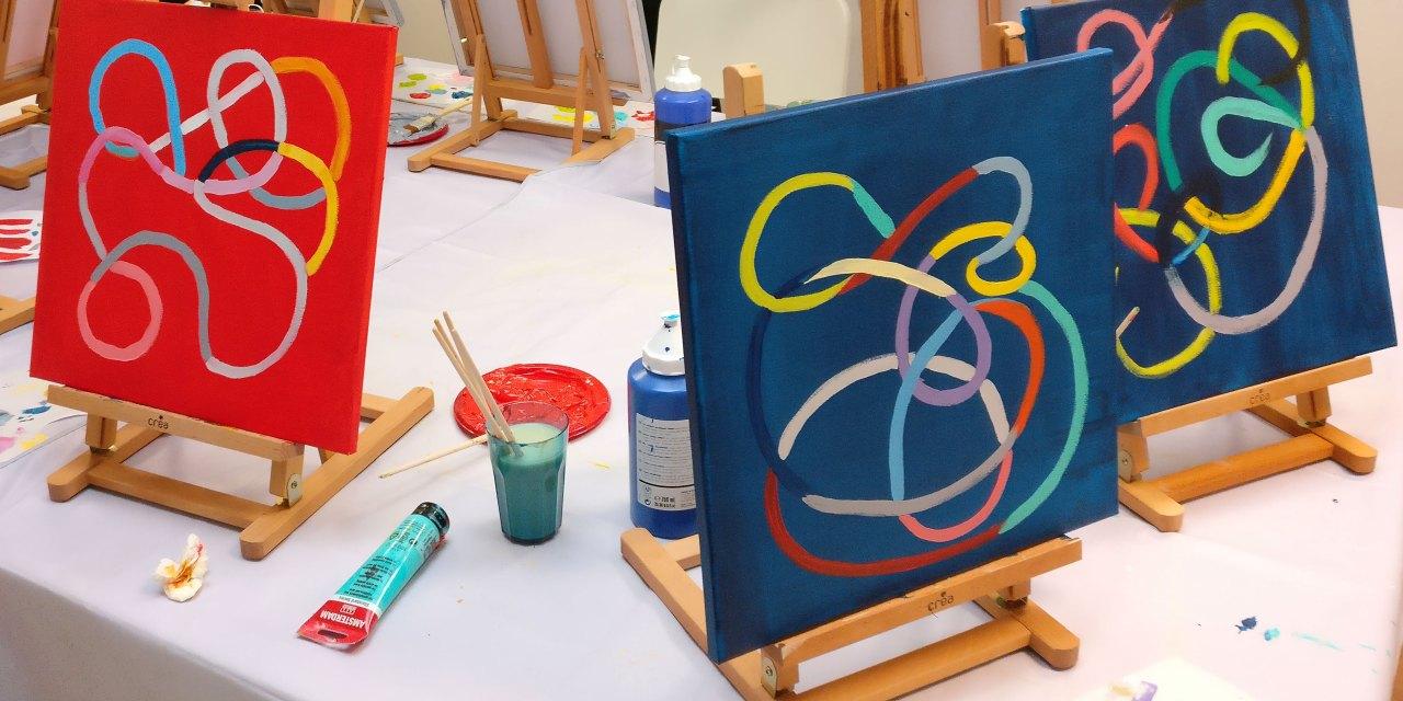 Le bien-être en entreprise grâce à la création artistique
