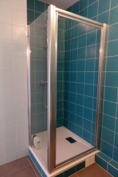 Materieux de decoration Salle de douche